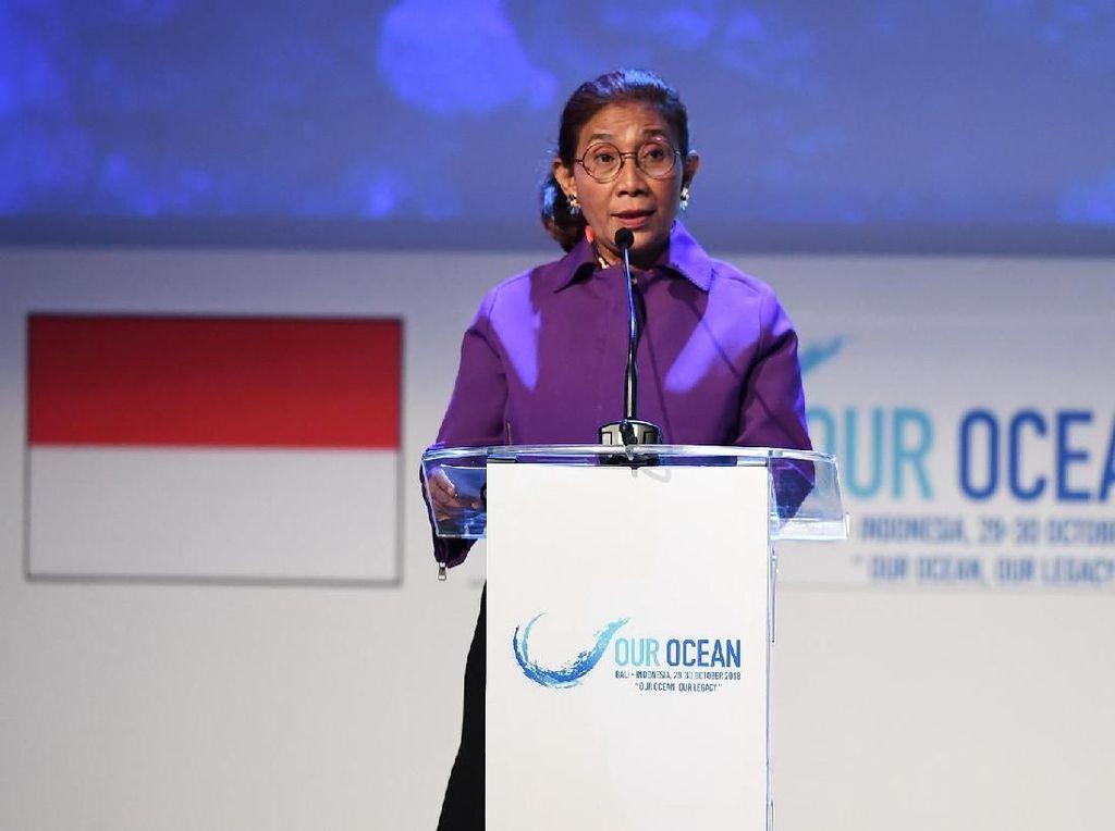 Di Konferensi Laut Dunia, Susi: Kita Harus Setop Illegal Fishing