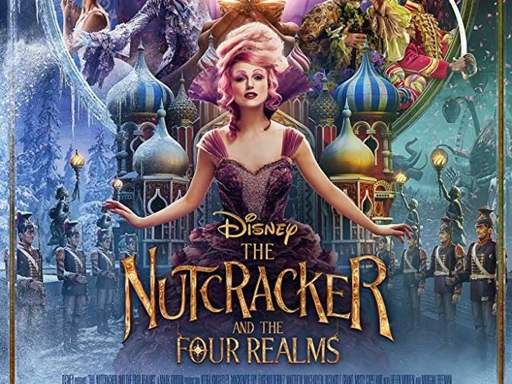 Pendapat detikers Setelah Nobar The Nutcracker And The Four Realms