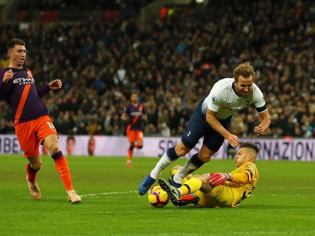7 Fakta Laga Tottenham vs Manchester City