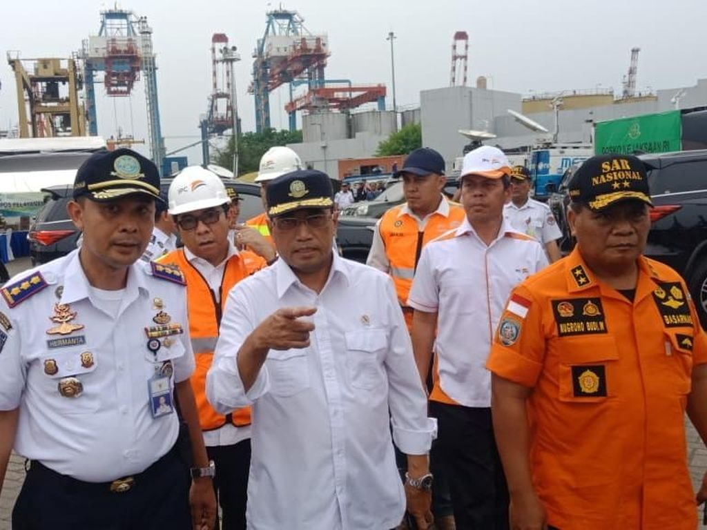 Menhub akan ke Lokasi Tsunami Banten, Koordinasikan Transportasi