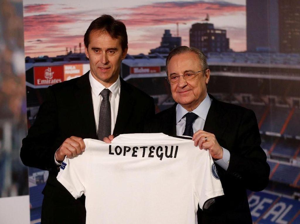 Lopetegui, Pelatih Terburuk Madrid Sejak Milenium Kedua