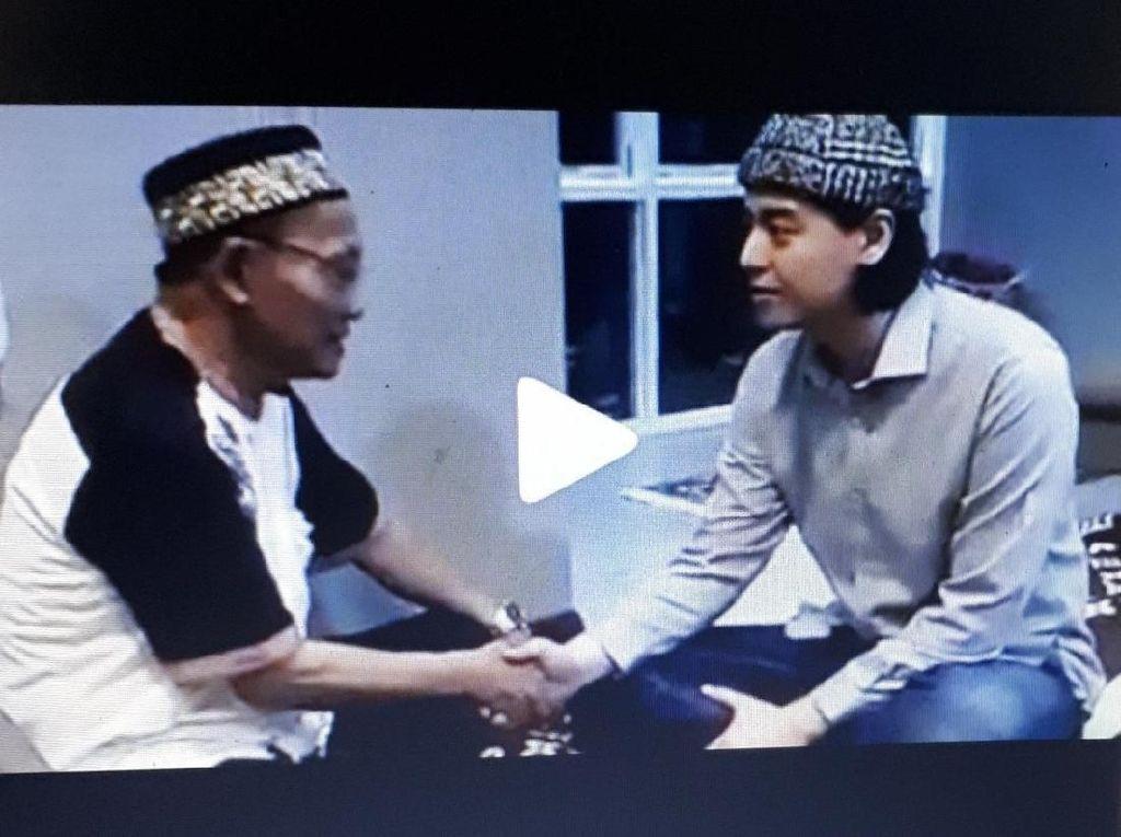 Syuting Bareng, Samuel Zylgwyn Enggan Komentari Roger Danuarta Mualaf