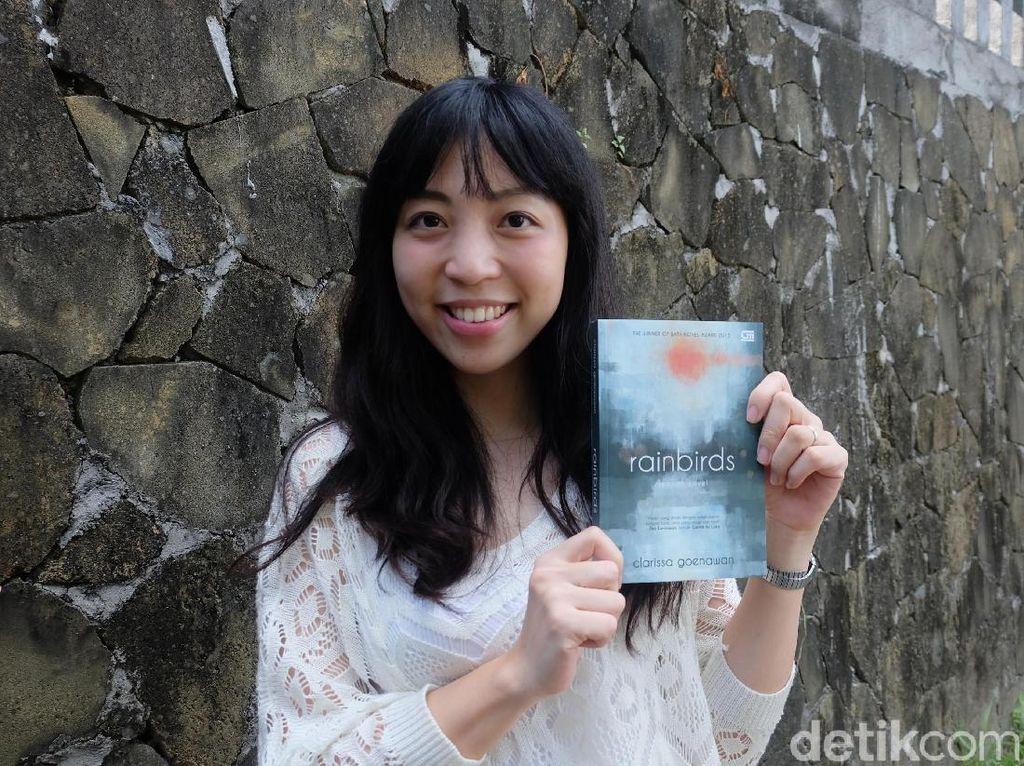 Clarissa Goenawan Bakal Promosikan Novel Rainbirds di Jakarta