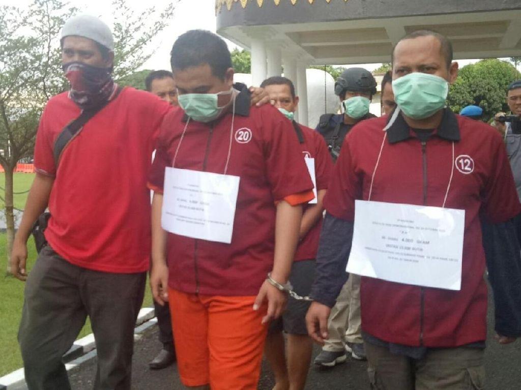 Miris! CPNS Hasil Seleksi 2017 Malah Terseret Kasus 5 Kg Sabu