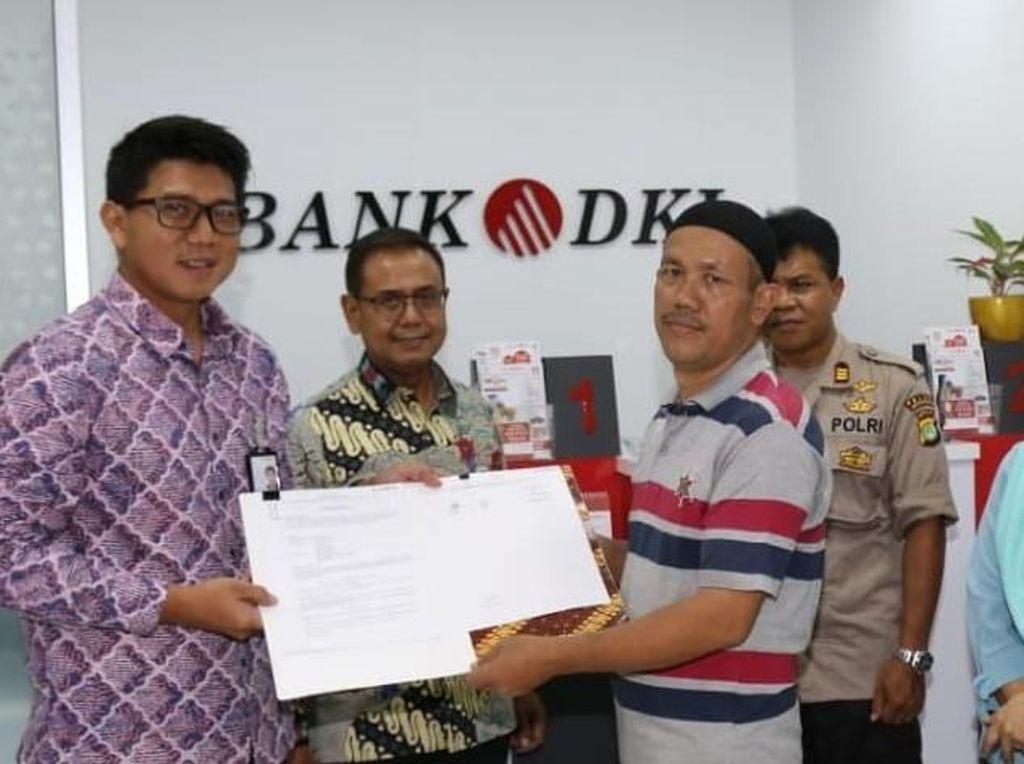 Perluasan Jaringan Bank DKI di Jabodetabek