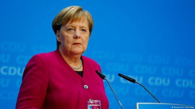 Kanselir Angela Merkel