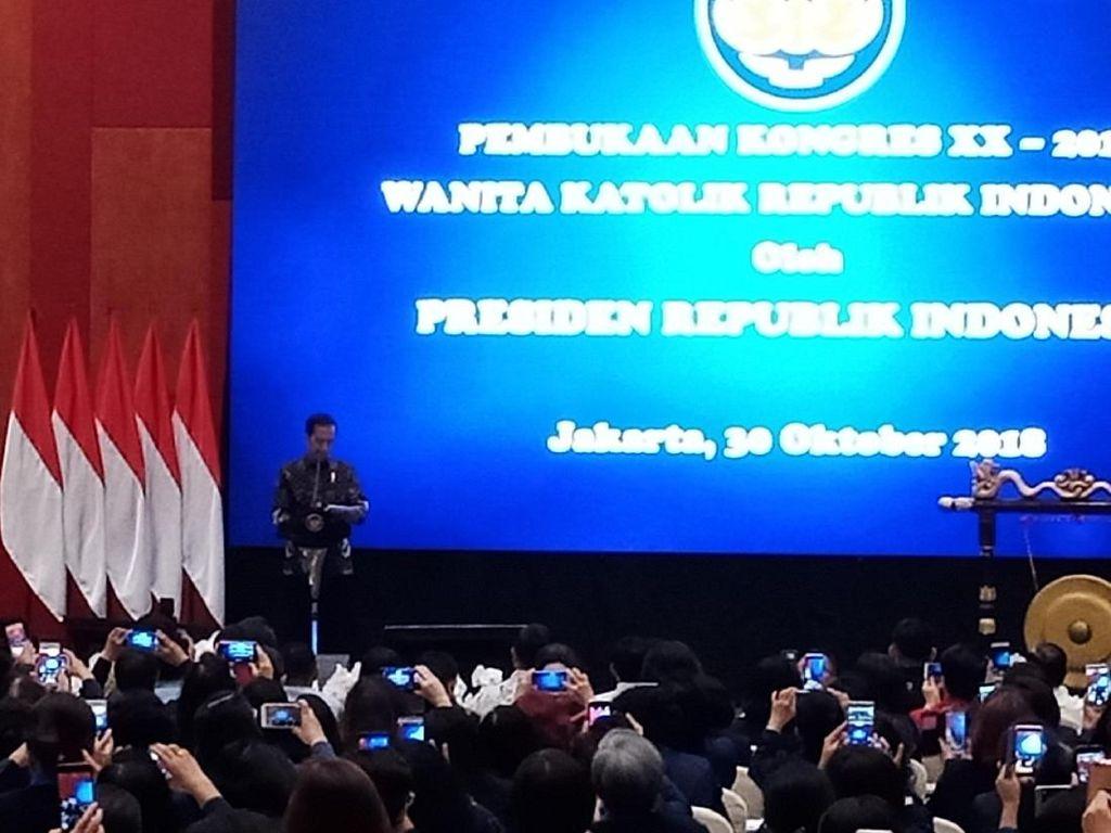 Jokowi Pamer 4 Unicorn RI ke Pengusaha Muda