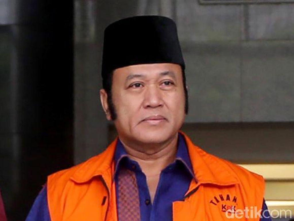 Suap Bupati Lampung Selatan, Kadis dan Anggota DPRD Dibui 4 Tahun