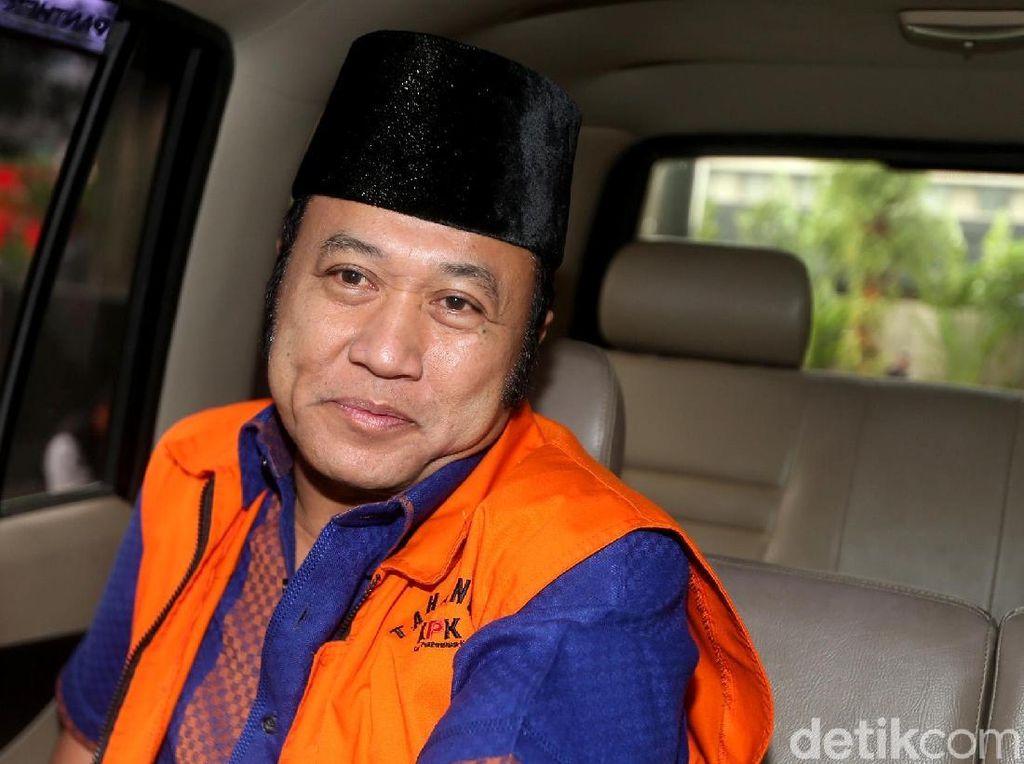 KPK Lelang Tanah Milik Eks Bupati Lampung Selatan Zainudin Hasan Rp 4,39 M