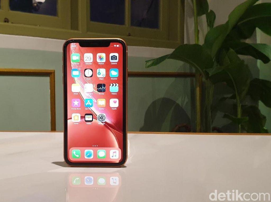 Qualcomm Juga Minta China Blokir iPhone XS dan XR