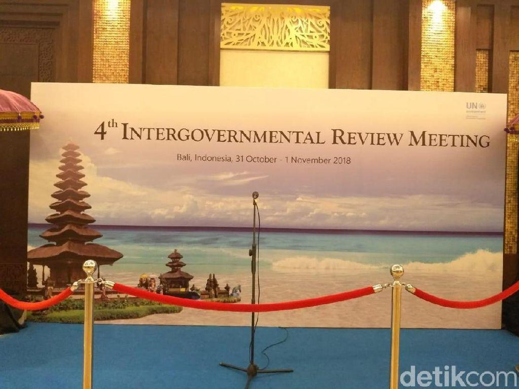 Konferensi Lingkungan Hidup Dunia Ke-4 Digelar di Bali Besok