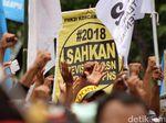 Jokowi Tak Temui Aksi Guru Honorer, Ini Kritik Mantan Menterinya