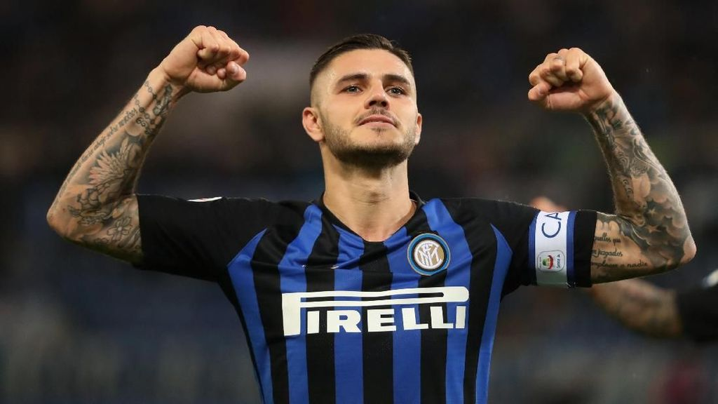 Icardi Berharap Capai Kesepakatan Kontrak dengan Inter Pekan Ini