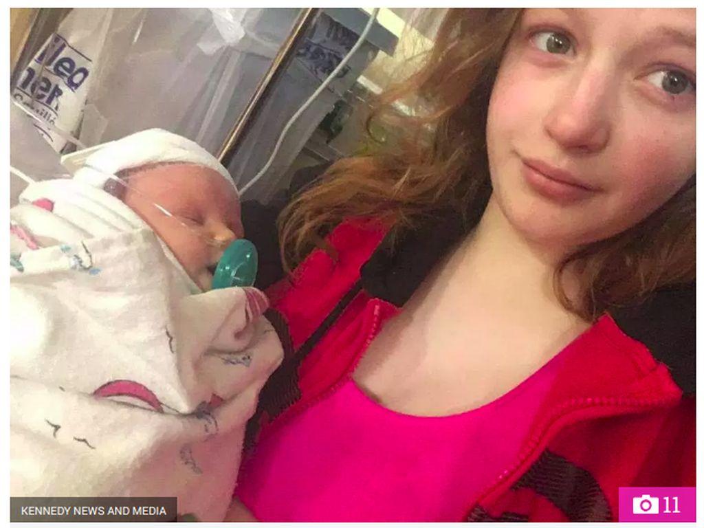 Ingat, Jangan Sembarangan Cium-cium Bayi Baru Lahir Ya