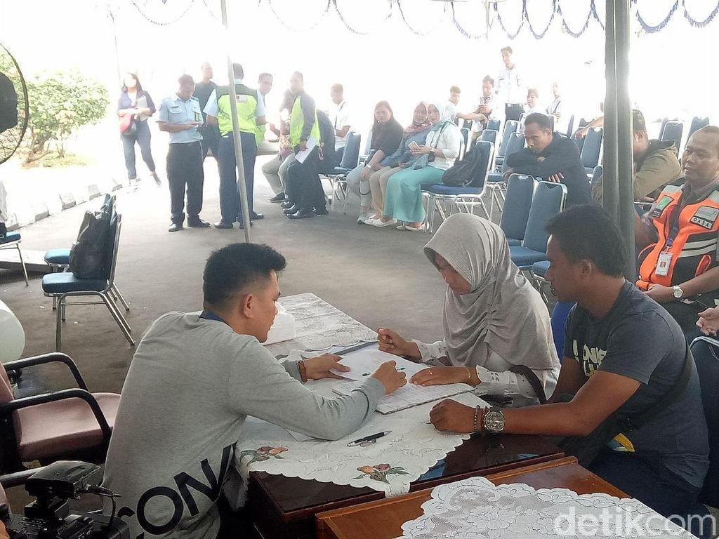 Kondisi di Posko Informasi Halim di Hari Kedua Jatuhnya Lion Air