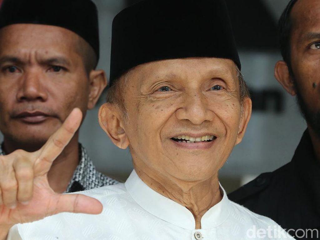 Loyalis Zulhas Tak Yakin Amien Rais Akan Gugat Kongres PAN V