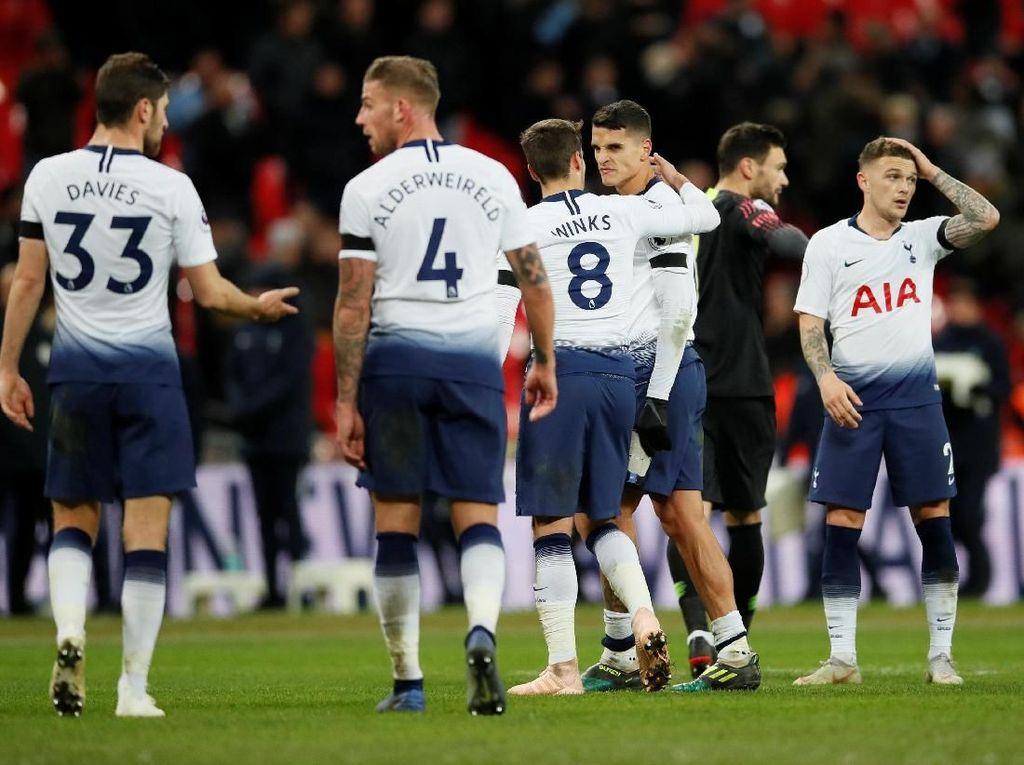 Spurs Harus Menang, Supaya Masih Ada Tempat Menonton Liga Champions di London