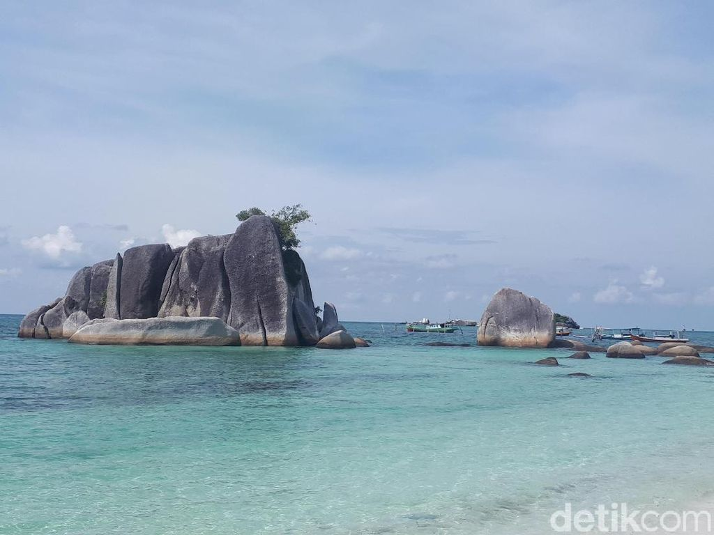 Detikcom Outing Dulu ke Belitung