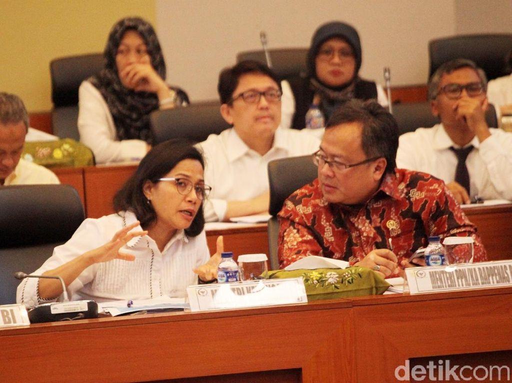 Sri Mulyani dan DPR Selangkah Lagi  Menuju APBN 2019