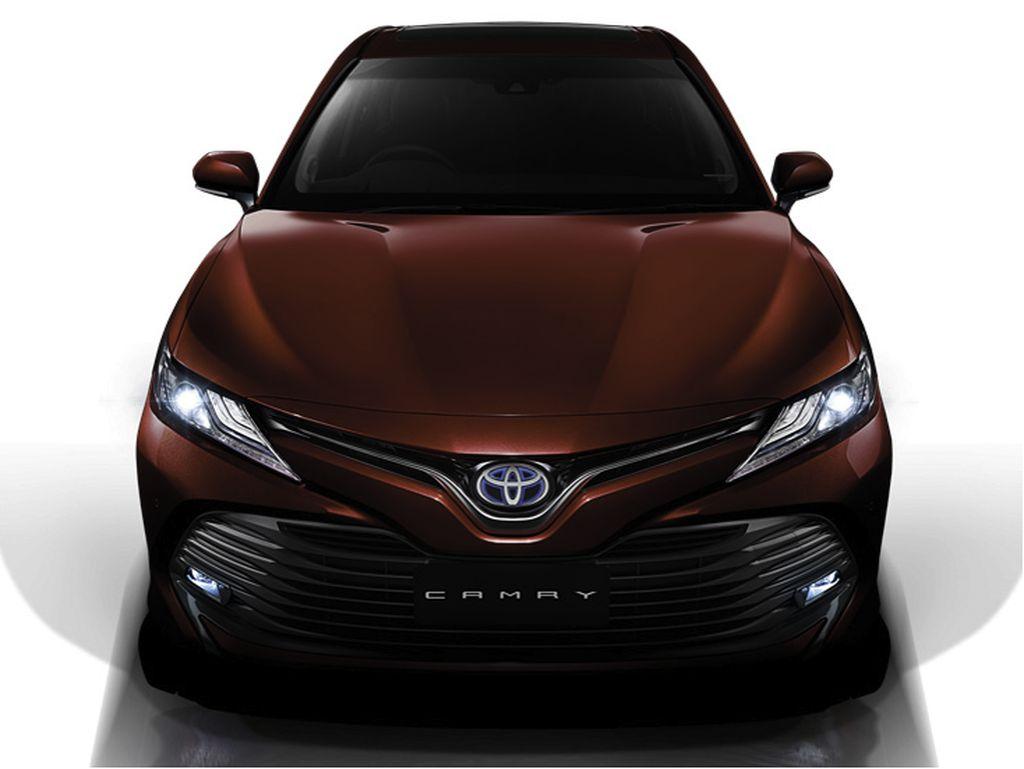 Toyota Siap Luncurkan Camry Pagi Ini