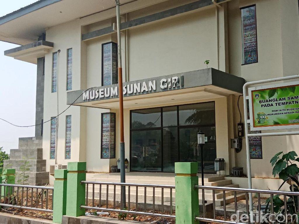 Potret Museum Sunan Giri di Gresik, Unik Nih!