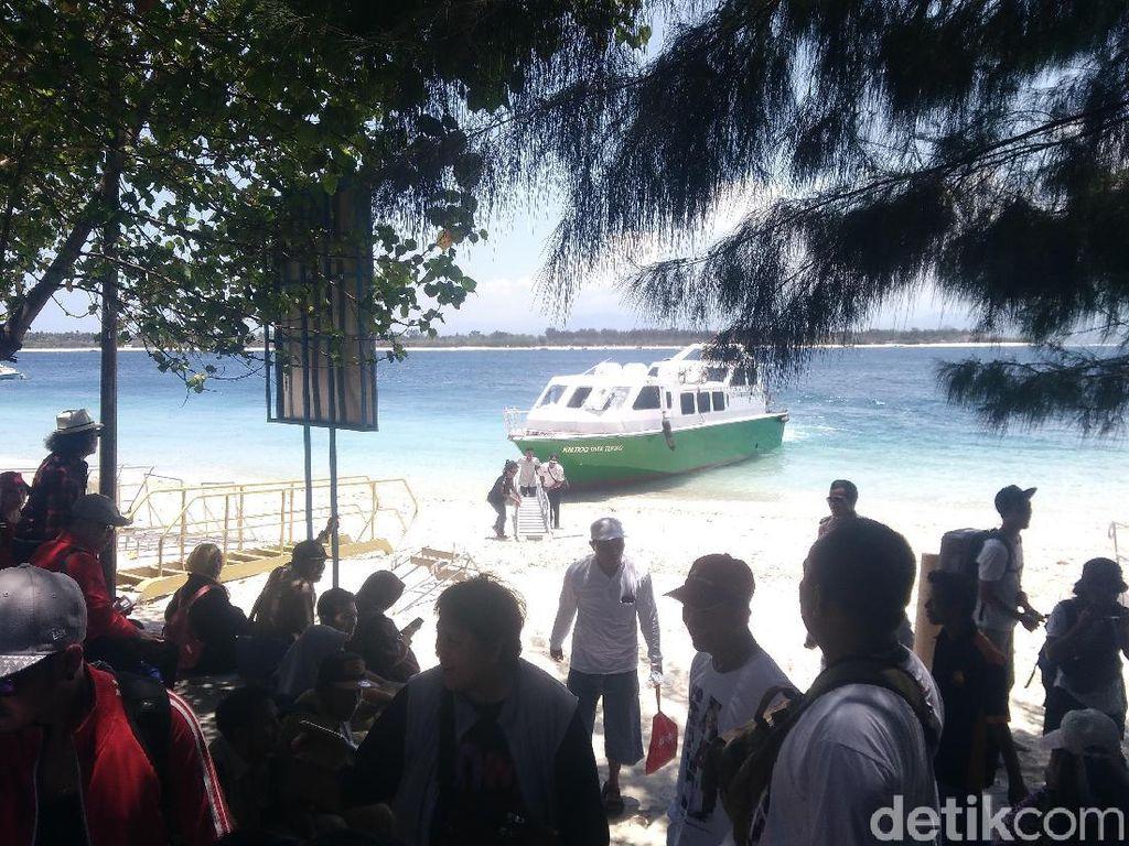 Pemulihan Gili Trawangan Perlu Pakai Konsep Sustainable Tourism