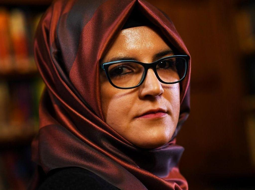 Jenazah Khashoggi Dimutilasi dan Dilarutkan, Tunangan Kaget