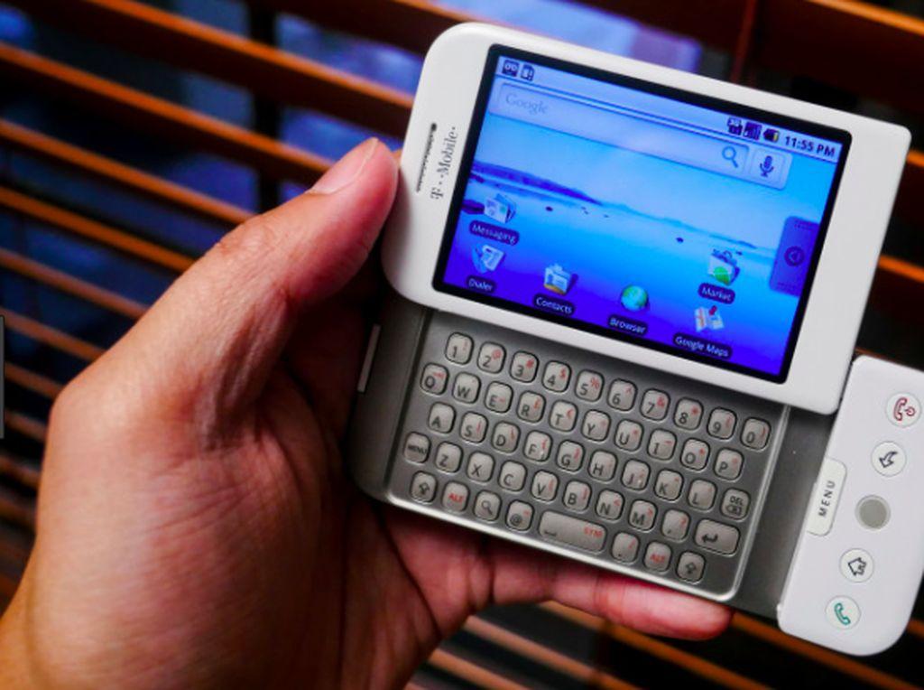 12 Tahun Silam, Ponsel Pertama Android Diluncurkan