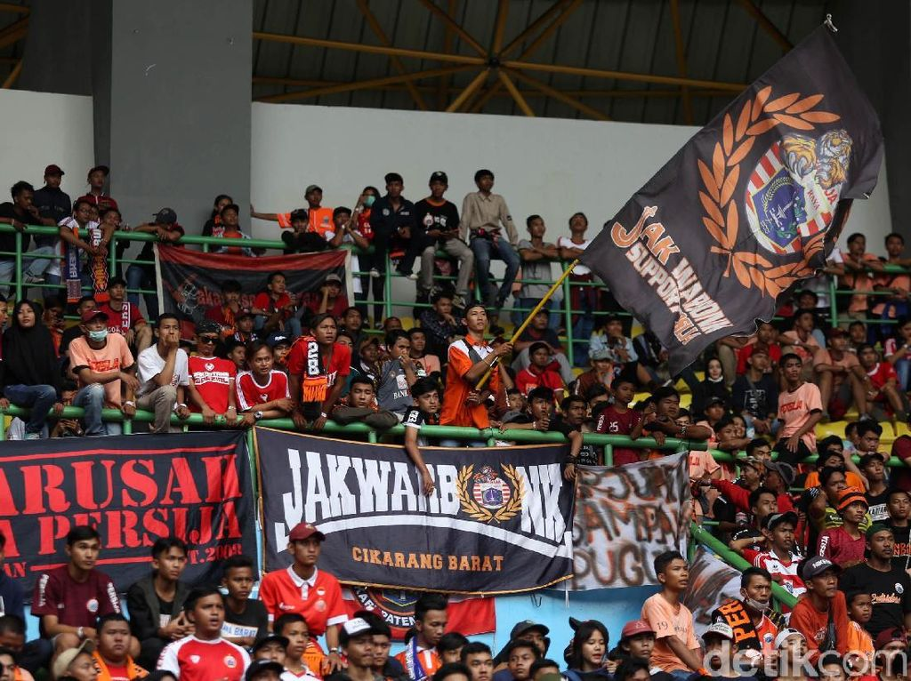 Tiket Persija Vs Bhayangkara Belum Habis, Suporter Jangan Khawatir