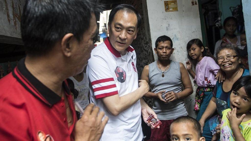 Blusukan Para Caleg Ala Jokowi