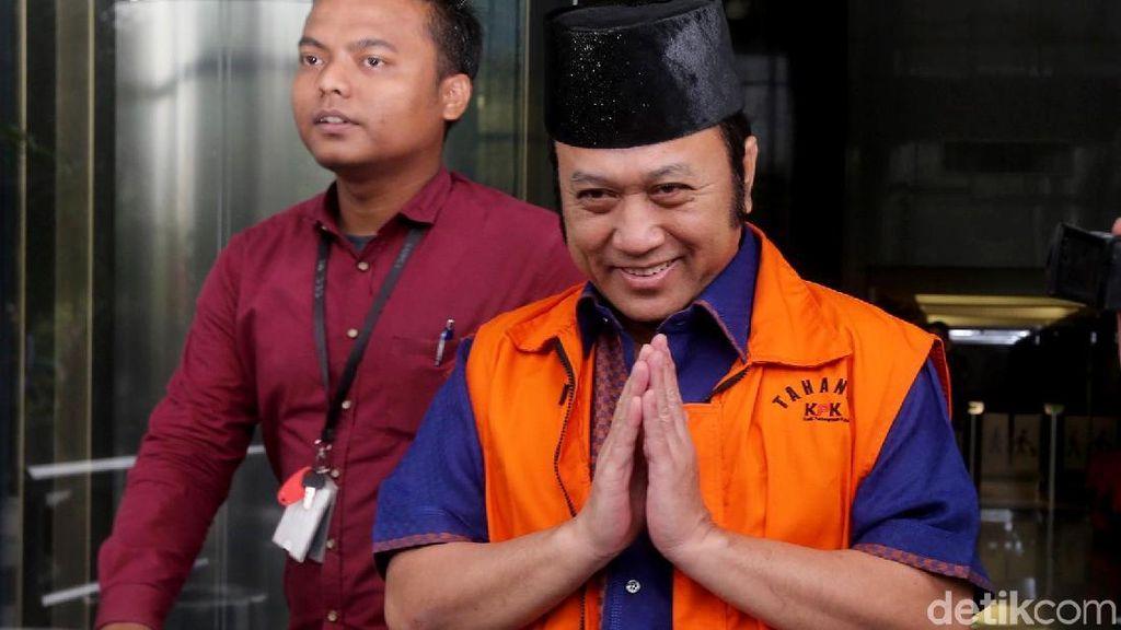 Pemeriksaan Lanjutan Bupati Nonaktif Lampung Selatan