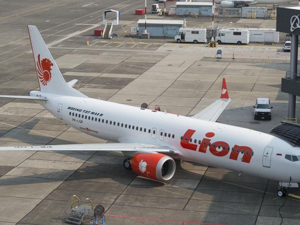 KNKT Benarkan Ada Pilot Lain di Penerbangan Lion Air PK-LQP Sebelum Jatuh