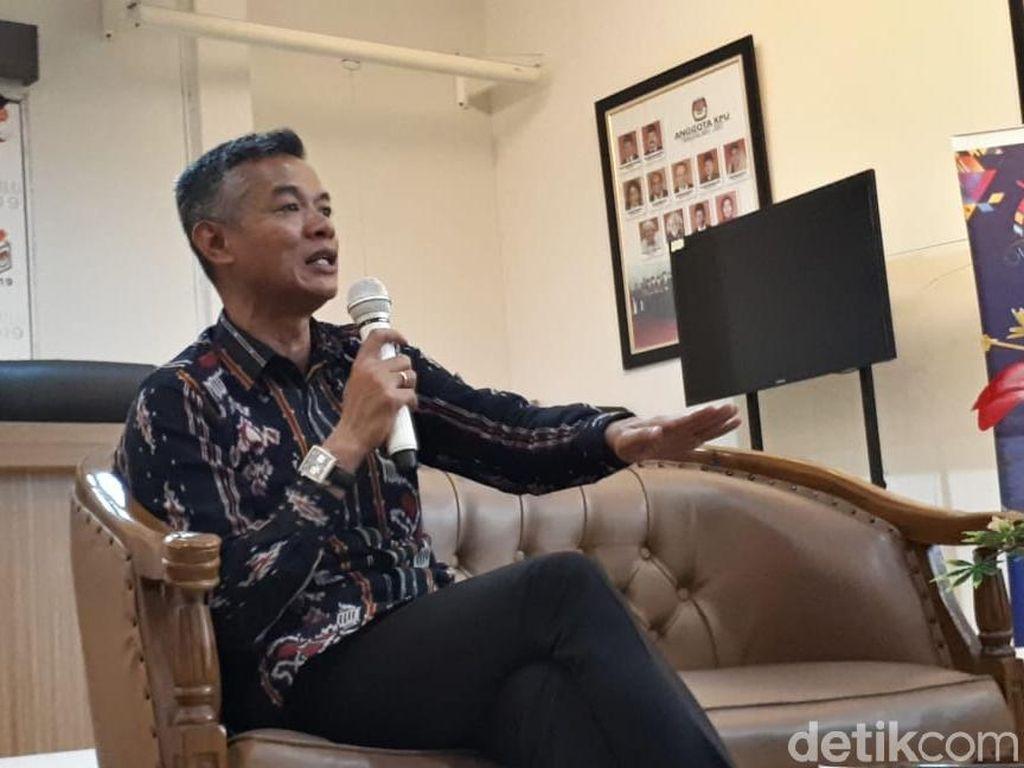 KPU Cari Panelis Debat Capres yang Bebas Kepentingan Politik