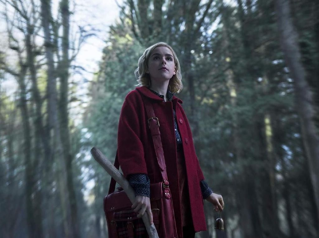 Serial Netflix Chilling Adventures of Sabrina Berakhir di Musim ke-4