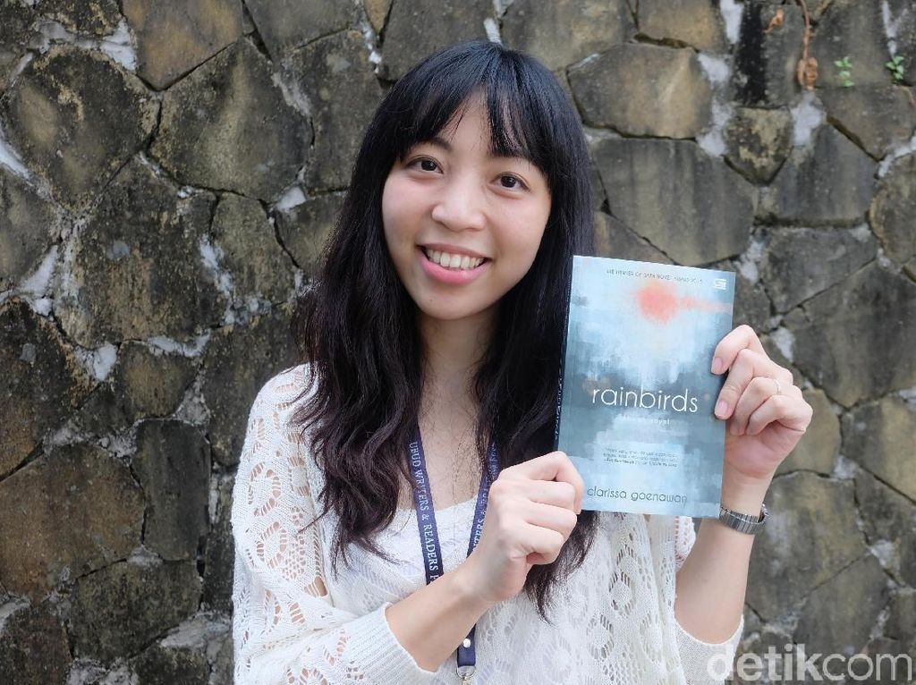 Clarissa Goenawan dan Imajinasi Novel Rainbirds