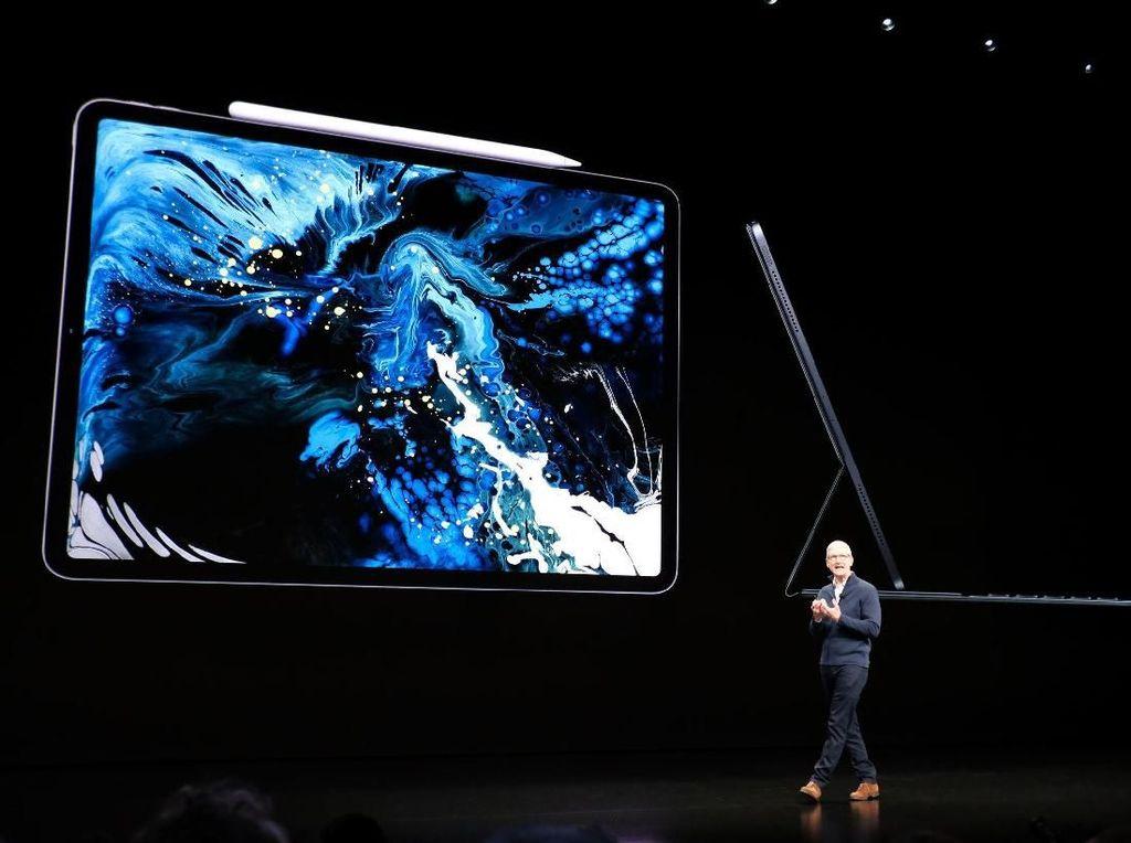 Apple Luncurkan iPad Pro Teranyar, Apa Keunggulannya?