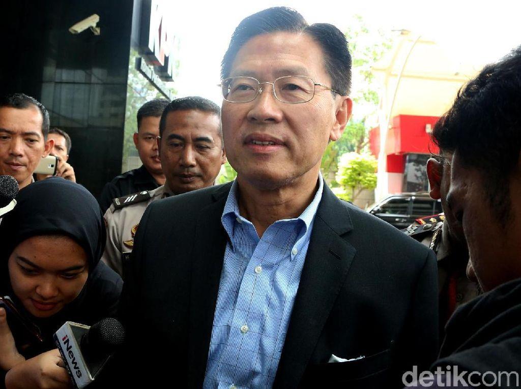 James Riady Jadi Saksi Sidang Suap Izin Meikarta Besok