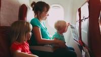 Anak di Bawah Usia 12 Tahun Akhirnya Diizinkan Naik Pesawat