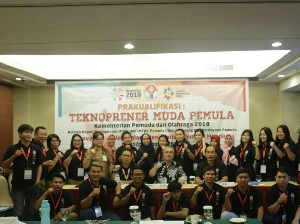 Kemenpora Gelar Prakualifikasi Teknoprener Muda Pemula