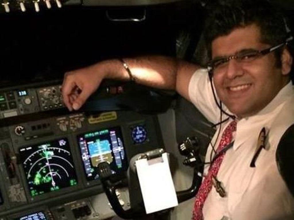 Lion Air: Pilot Bhavye Suneja Ditunggu Keluarga untuk Perayaan Diwali