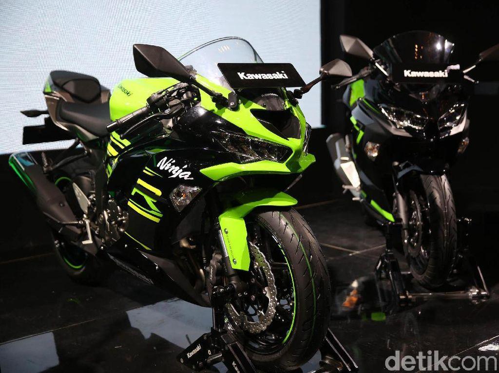 Kawasaki Masih Tanpa Motor Matik dan Bebek