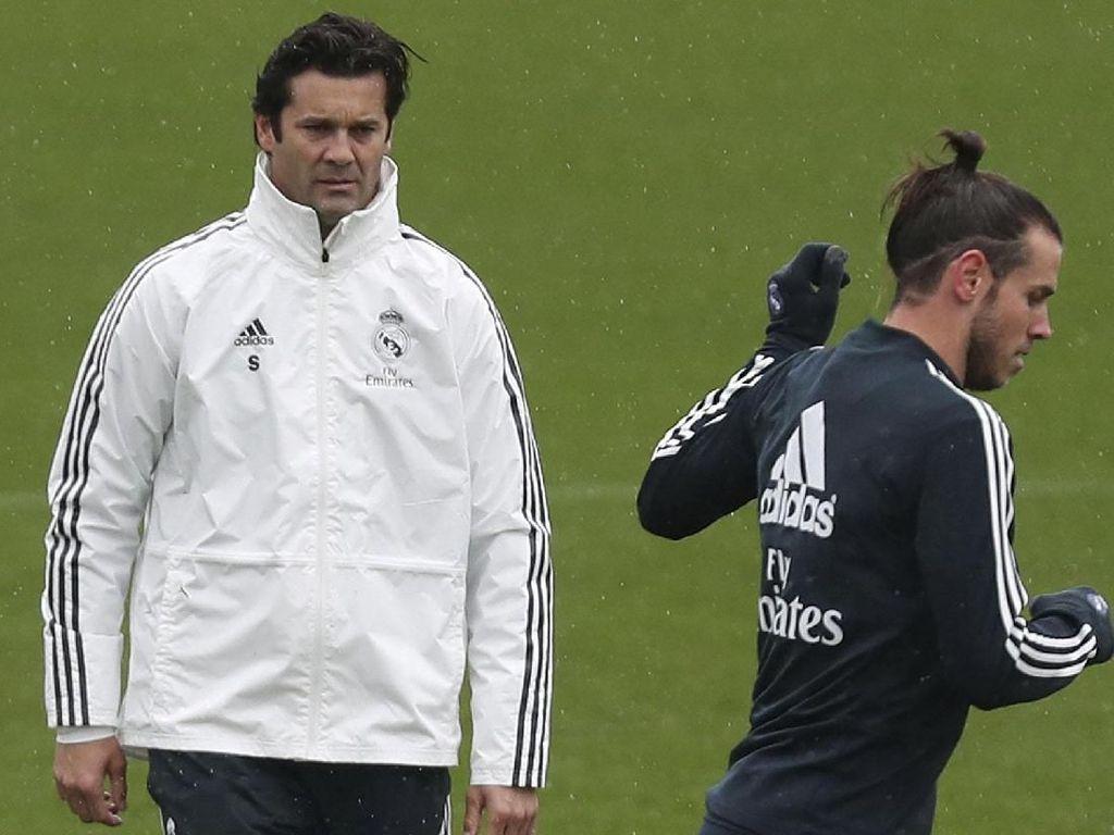 Santiago Solari Samai Torehan Pelatih Legendaris Real Madrid