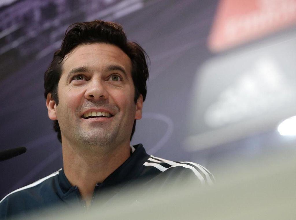 Real Madrid Tampil Lebih Aman Bersama Santiago Solari