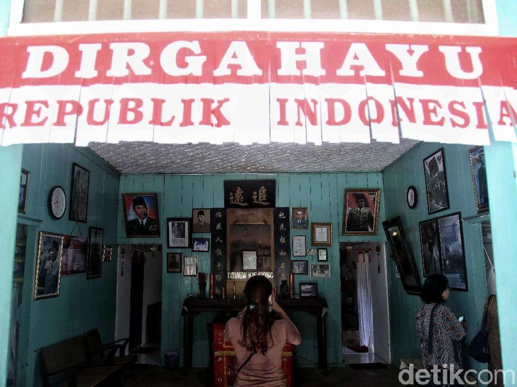 Road Warriors Singgah di Rumah Pengasingan Soekarno