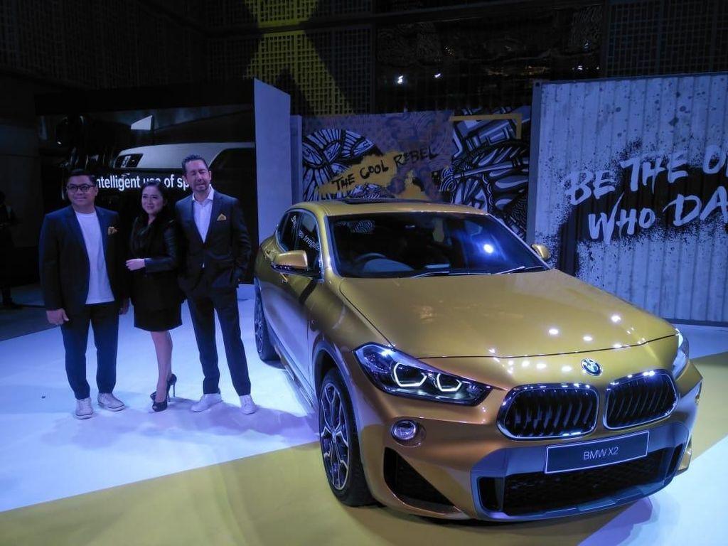 Tak Semua Orang Bisa Punya BMW X2, Hanya Dijual 20 Unit Setahun
