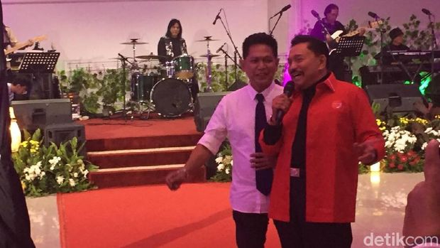 Dalam acara ini PAPPRI memberi penghargaan kepada pengarang lagu Indonesia Raya, WR Supratman
