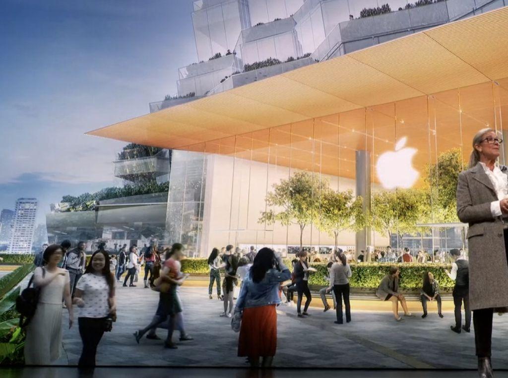 Ini Tanggal Dibukanya Apple Store Kedua di Asia Tenggara