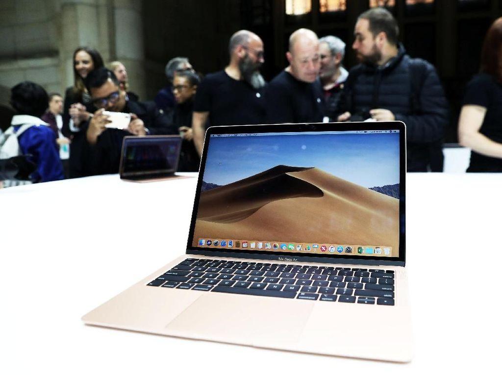Melihat MacBook Air Terbaru, Super Tipis dan Layar Retina