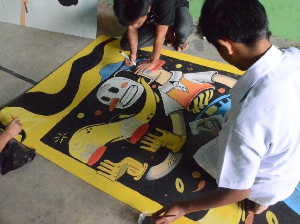 Albacadabra! Ajang Adu Kreatif Milenial di Al Bayan