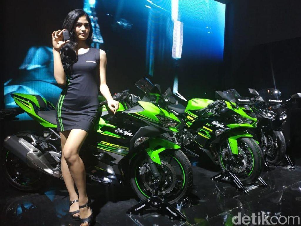 Model Anyar, Kawasaki Targetkan Jual 8.000 Ninja 250 per Tahun